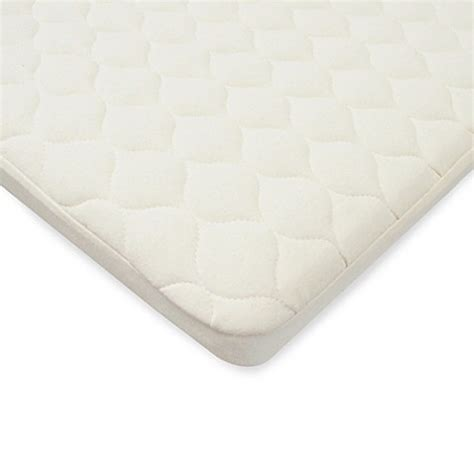mattress for pack n play tl care pack n play mattress pad cover bed bath beyond