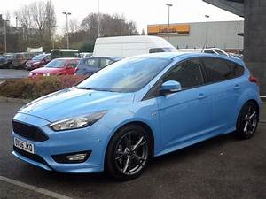 Ford St Line : used 2016 ford focus st line 1 5 150ps 5dr hatchback 18 inch rock metallic alloys convenience ~ Maxctalentgroup.com Avis de Voitures