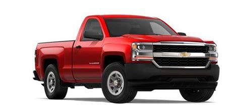Chevy Silverado Trims by 2018 Chevrolet Silverado Model Info Msrp Trims Photos