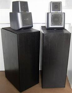 Rewind Audio  Kef Reference 107 Floor Standing Speakers