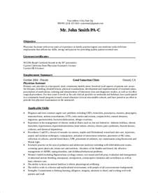 objective for resume assistant sle objectives for resume 8 exles in word pdf