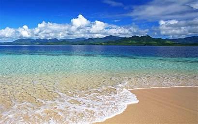 Beach Desktop Fiji Source