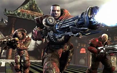 Unreal Tournament Background Wallpapers