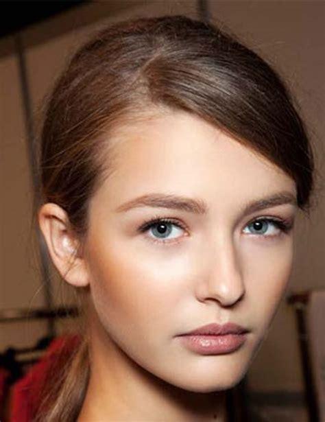 selbstgemachtes make up 40 besten hochzeit braut make up bilder auf frisuren maquiagem und