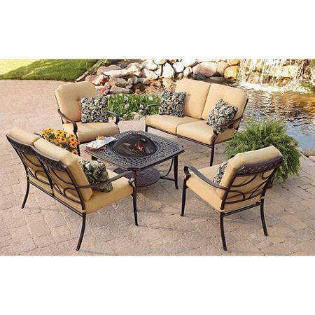 Cheap 6 Person Patio Set by Cheap Patio Set Pit Find Patio Set Pit Deals On