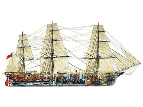 Warrior Billing Boats by Hms Warrior 1860