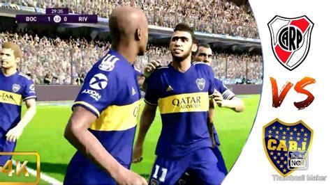 Football Boca Juniors VS River Plate - Super League ...