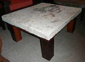 wood and blue stone coffee table coffee tables ideas With stone and wood coffee table