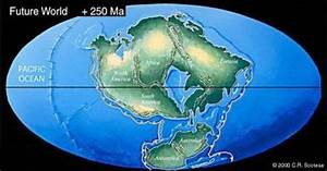 Continents in Collision: Pangea Ultima | Science Mission ...