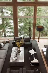 Am U00e9nagement Int U00e9rieur Moderne D U0026 39 Une Maison Au Canada