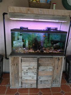 fish tank stand    pallets pallet projects