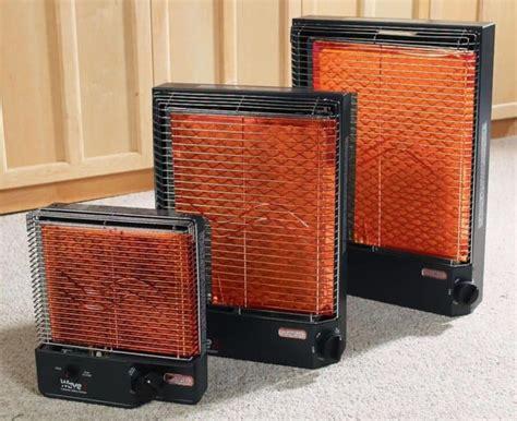 heater wave propane heaters indoor olympian portable catalytic addict