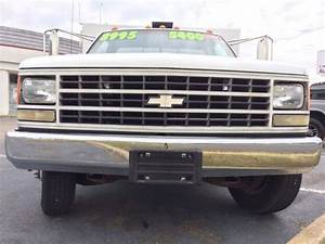 Super Low Mileage Dually  1990 Chevy C3500 350 V8 5 7l W