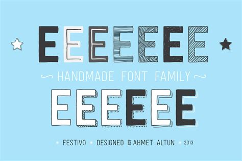 Festivo Letters-80%off