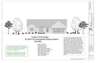 home blueprint design plan 65 custom home design free house plan reviews