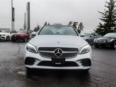 Free shipping on many items. New 2020 Mercedes-Benz C300 4MATIC Sedan 4-Door Sedan in Kitchener #39721 | Mercedes-Benz ...