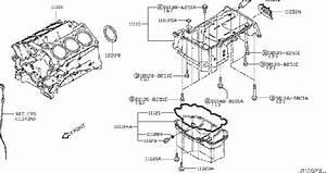 Infiniti G25 Pin Dowel  Cylinder Block