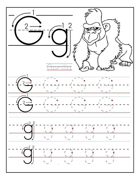 letter ii worksheet for preschool letter best free
