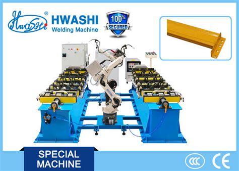 kg   axis mig industrial welding robots  storage rack beam