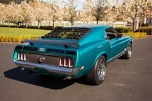1970 FORD MUSTANG MACH 1 FASTBACK - 198112