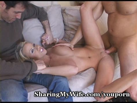 Beautiful Blonde Shared With Friend Free Porn Videos