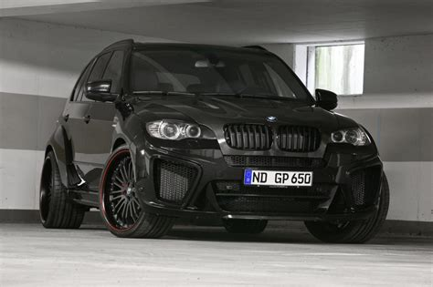 G-power X5 M Typhoon With 725 Hp