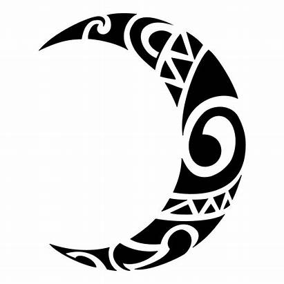 Moon Designs Tattoos Crescent Tattoo Meaning Tribal