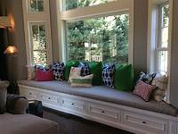 bay window cushions How to Choose the Right Cushion for Your Window Seat ...