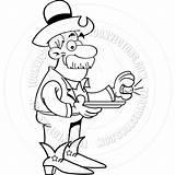 Rush Coloring Mining Drawing Miner Nugget Sugar California Prospector Cartoon Sketch Getcolorings Getdrawings Printable sketch template