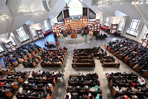 cogic leadership forum  ebenezer baptist church