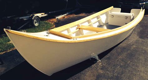 Dory Flat Bottom Boat by Wooden Power Dory Boat Plans Car Interior Design