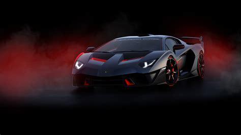 Lamborghini Sc18 2019 4k 6 Wallpaper