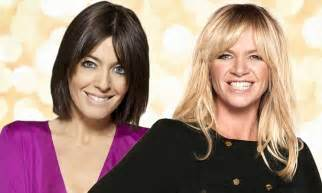 Zoe Ball to fill in for Claudia Winkleman on Strictly Come ...