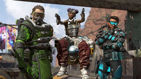 apex legends character skins  gold tier legendary