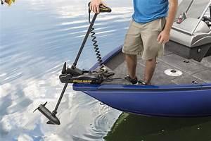 Trolling Motor Foot Pedal Storage Keeps Wiring From Underfoot Minn Kota U00ae Powerdrive U2122 24v  70