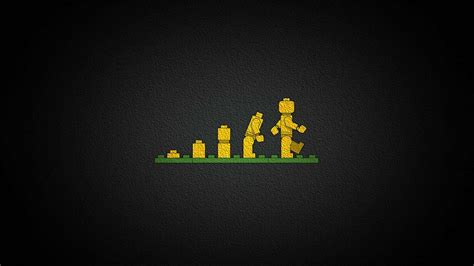 Evolution Wallpaper by Lego Evolution Wallpaper 990799