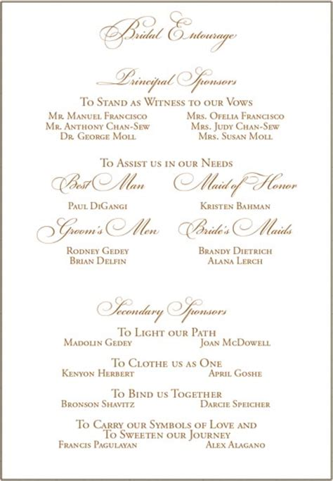 filipino wedding sponsors  invite