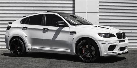Bmw  White  X6 Series  Car Gallery Forgiato
