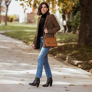 A simple yet stylish Fall outfit | Aria Di Bari