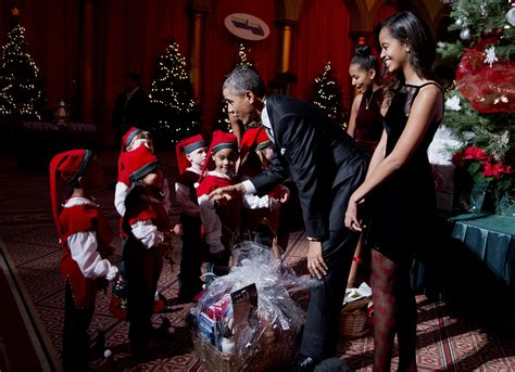 obamas get into holiday spirit at benefit concert wtop