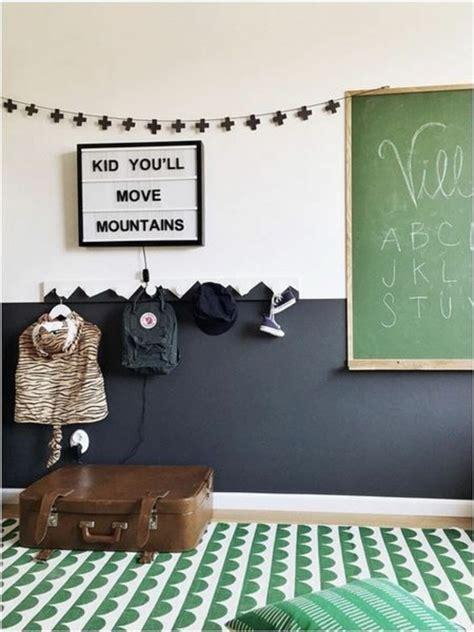 comment peindre une chambre d enfant nos astuces en photos pour peindre une pi 232 ce en deux