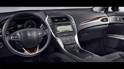 New 2018 Lincoln Continental Interior Youtube