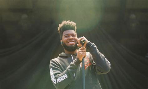 Khalid Reveals 'the American Teen' Tour Dates
