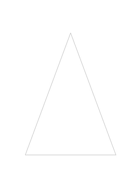 Triangle Banner Template Download by Banner Triangle Template Free Download