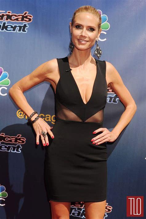 Heidi Klum Cushnie Ochs The America Got Talent