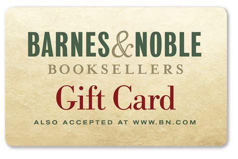 Bn Gift Card Balance