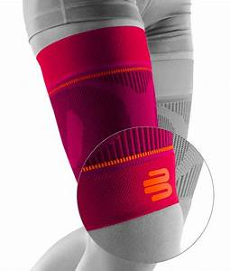 Donjoy Knee Brace Color Chart Bauerfeind Sports Compression Thigh Sleeves 1 Pair
