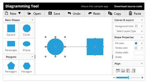 Diagramming Tool by Sle Asp Net Applications Ui For Asp Net Ajax
