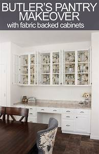 Butler's Pantry Makeover - How to Nest for Less™