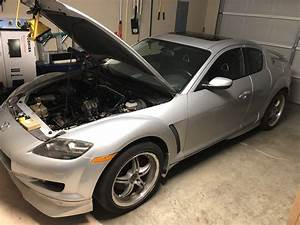 New Rx8 Owner  Computer Wiring Question    Issue